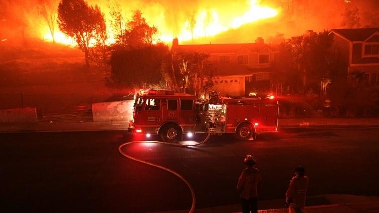 California deadliest wildfire
