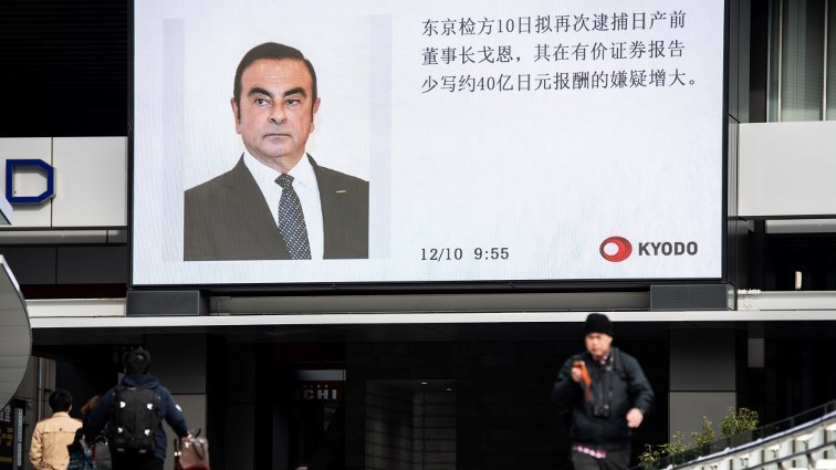 Carlos Ghosn: the 'cost killer' consumed by scandal - SABC News - Breaking news, special reports, world, business, sport coverage of all South African current events. Africa's news leader.
