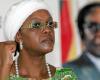 Afriforum confirms a warrant of arrest for Grace Mugabe