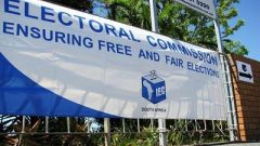IEC voting banner
