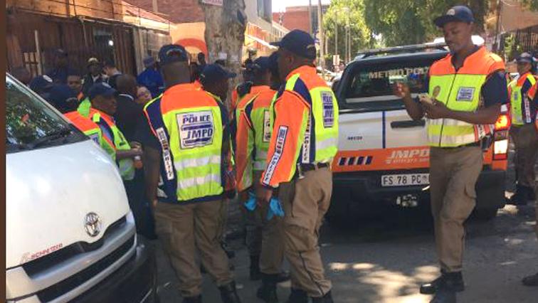 Johannesburg Metro Police Department