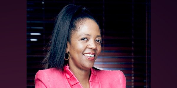 An image of Dr Judy Dlamini.