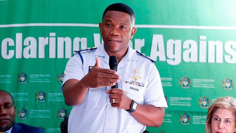Lieutenant-General Nhlanhla Mkhwanazi