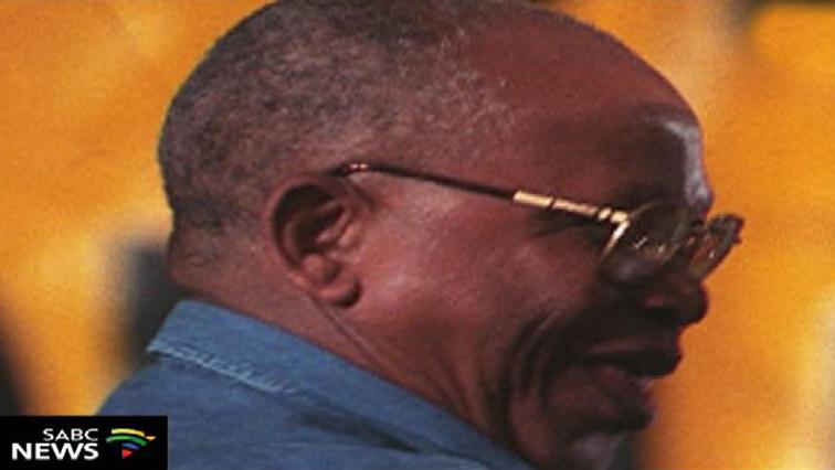 Late ANC Treasurer General Mendi Msimang