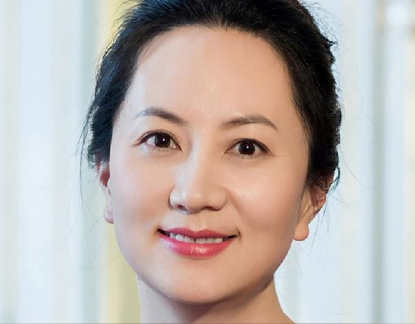 Meng Wanzhou, Huawei Technologies Co Ltd's chief financial officer (CFO), is seen in this undated handout photo obtained by Reuters December 6, 2018.