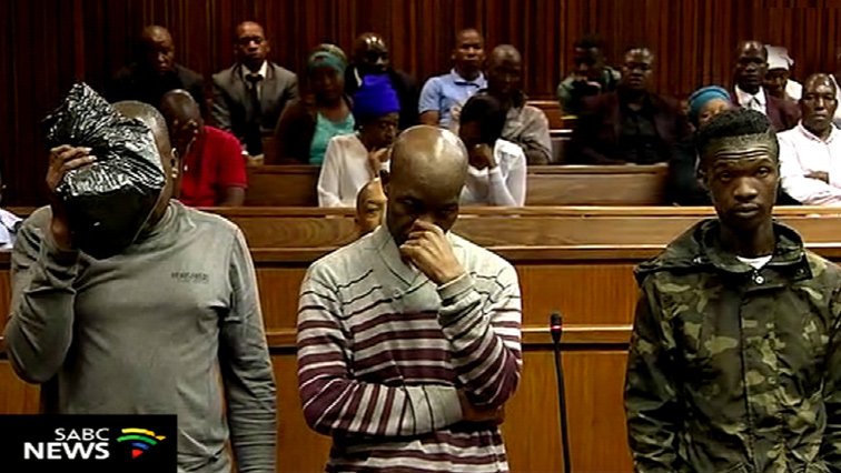 suspects in court