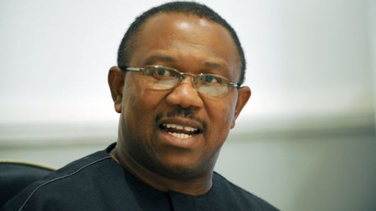 SABC News Peter Obi AFP