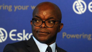 Eskom CEO Phakamani Radebe.