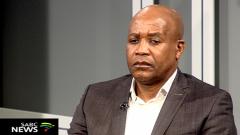 Premier Phumulo Masualle
