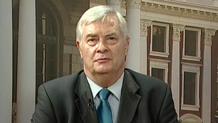 FF-Plus Leader Pieter Groenewald.