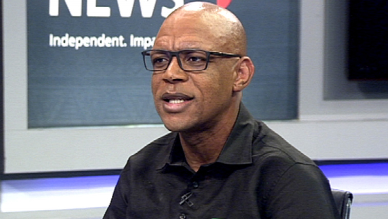 An image of Pule Mabe.