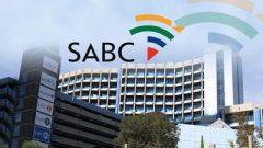 SABC buildings and logo