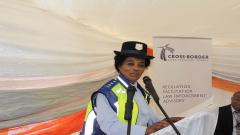 Deputy Minister of Transport Sindisiwe Chikunga