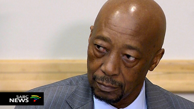 Tom Moyane in court
