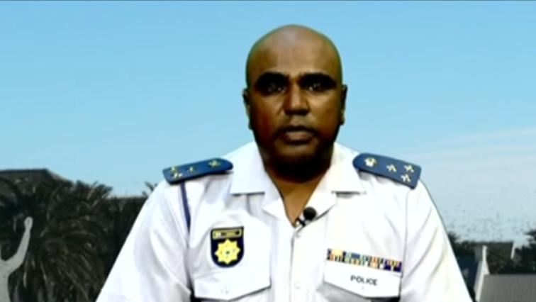SAPS spokesperson, Vish Naidoo