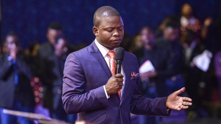 Pastor Sheperd Bushiri.