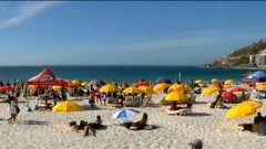 Clifton's Fourth Beach in the Western Cape.