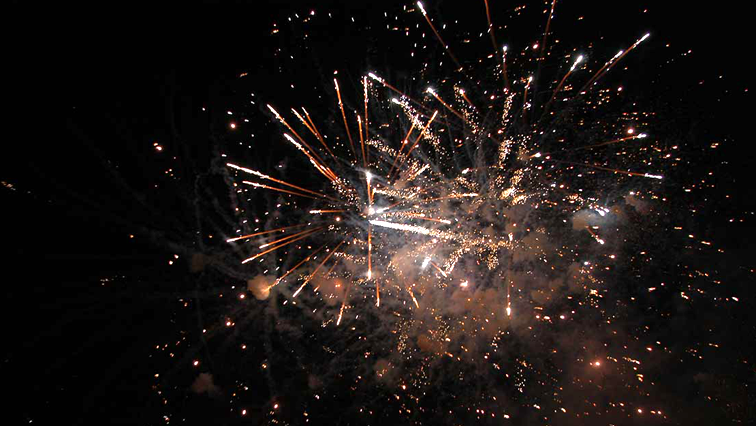 SABC News fireworks 1 1 - A different kind of New Year's Eve in SA amid COVID-19 pandemic