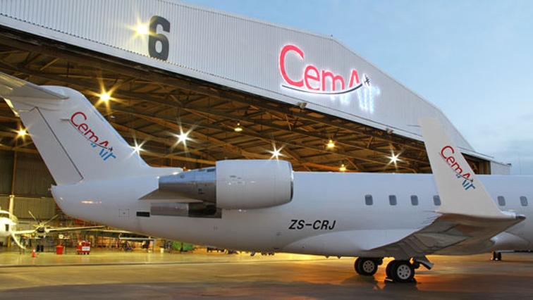 Flycemair Plane