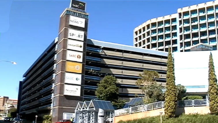 SABC building in Johannesburg
