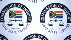 State Capture Inquiry logo
