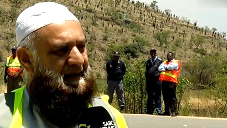 MEC for Roads and Transport Ismail Vadi