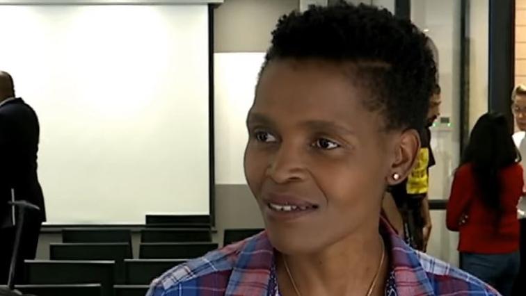 Nonhle Mbuthuma