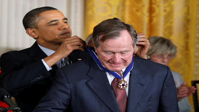 George H.W Bush