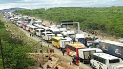 Beitbridge delays