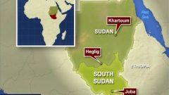 Sudanese Map