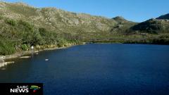 Dam in the Western Cape