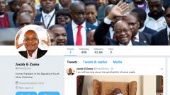 Zuma twitter