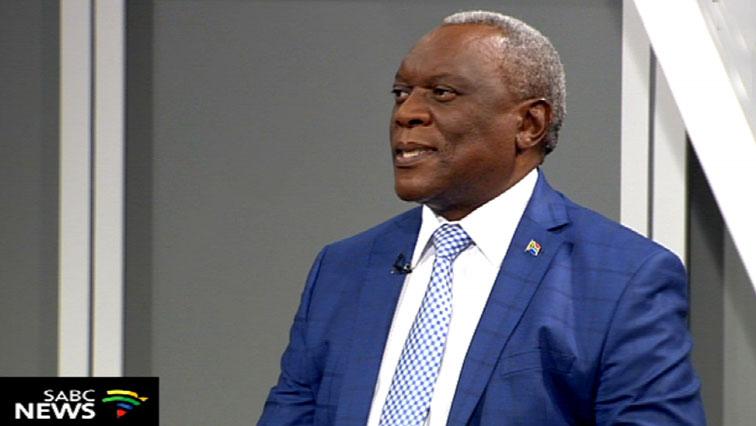 Home Affairs Minister Siyabonga Cwele