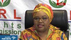 CLR Chairperson Thoko Mkwanazi-Xaluva