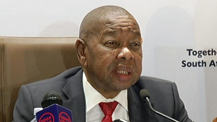 Minister of Transport, Blade Nzimande