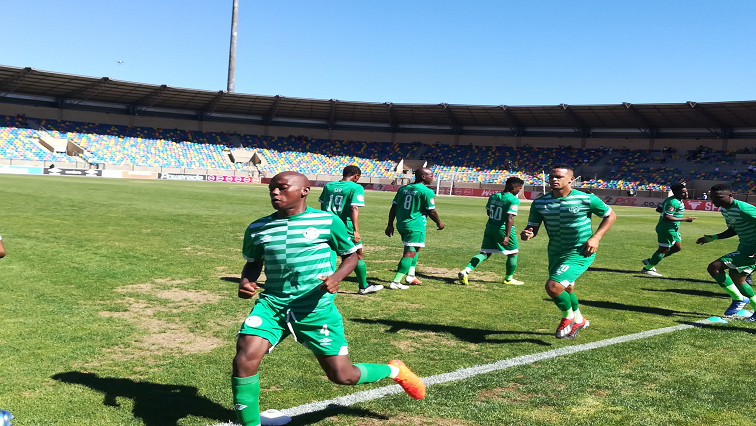 Bloemfontein Celtic players