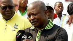 ANC Deputy David Mabuza
