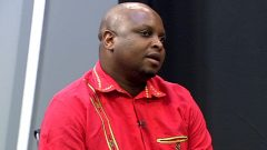 Floyd Shivambu,Deputy President of the EFF.