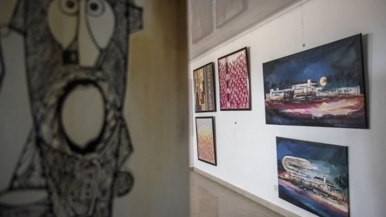 SABC News Ghana Art AFP