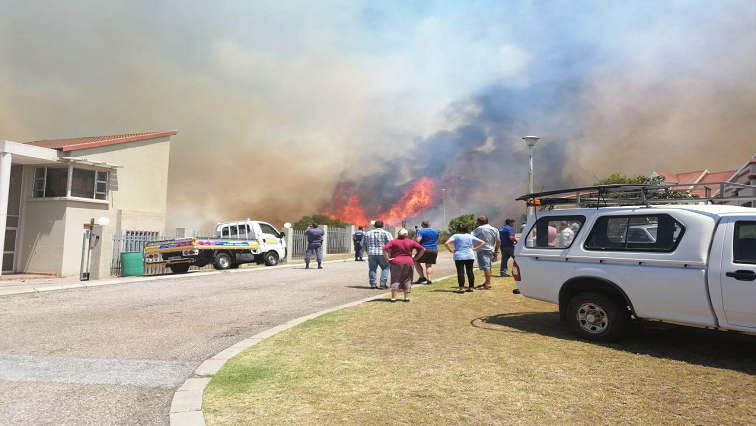 Hartenbos fire