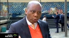 Joburg Mayor Herman Mashaba