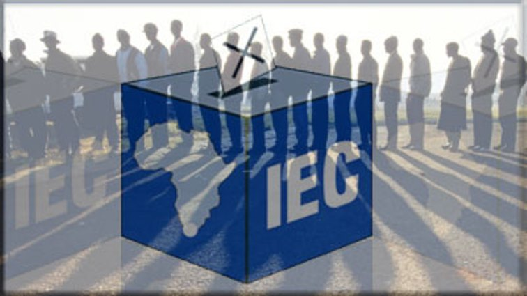 IEC voting box