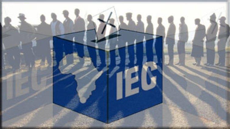 IEC voting box