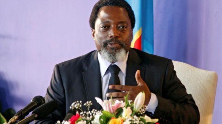 President Strongman Joseph Kabila.
