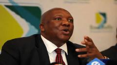 CEO of the Road Traffic Management Corporation (RTMC) Advocate Makhosini Msibi.