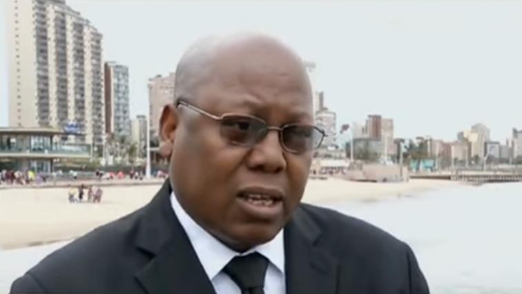 Mike Mabuyakhulu.