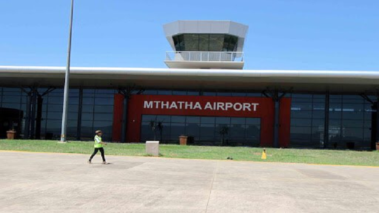Mthatha Airport building