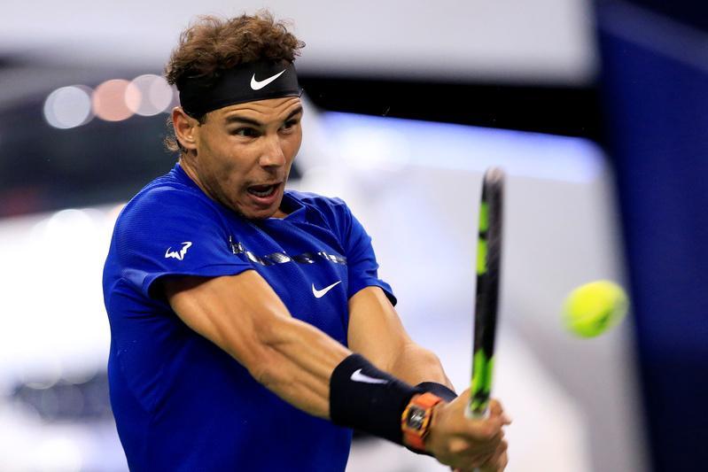 Tennis – Shanghai Masters tennis tournament