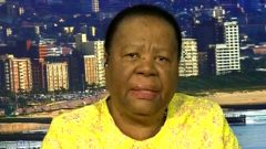 Naledi Pandor on Morning Live