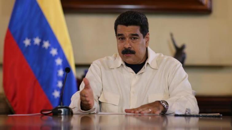 SABC News Nicolas Maduro Reuters